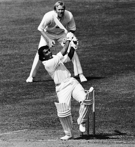 Boring Gavaskar-India vs England Lords WC 1975