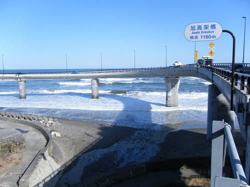 carretera en el mar 005