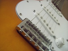 While Juan's guitar gently weeps (Shakespeare.) Tags: rock guitars