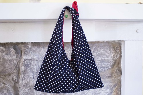 Tokyo Tie Bag