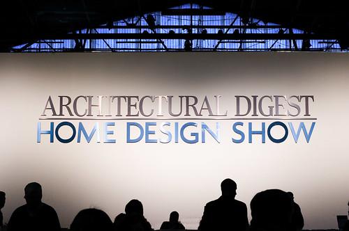 Home Design Show Sign