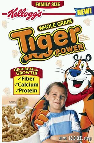 Kellogg's Tiger Power