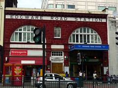 Picture of Edgware Road (Bakerloo) Station
