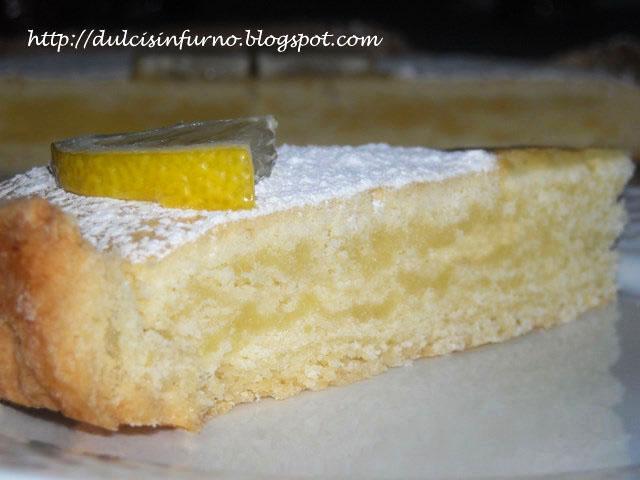 Torta Limone - Fetta