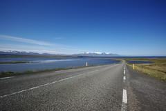 Road to Sandarkrahur... Take the Turn... (...) Tags: auto blue sea sky sun mountain beautiful iceland reflex flickr tour pentax sigma fjord tamron 1020 70200 soe f28 k10 islande merveille classique k10d anawesomeshot