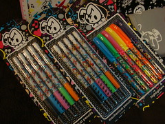 Simone Legno (Maker of tokidoki) Pencils and Highlighters (Dreaming Magpie) Tags: anime pen pencil writing pencils for design punk simone drawing cartoon only target hi hyper lighter highlighters highlighter instruments legno tokidoki toki doki hilighter