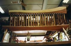 Monkeypod Bench 2