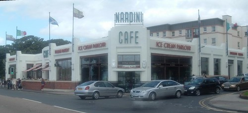 Nardini's Cafe Largs