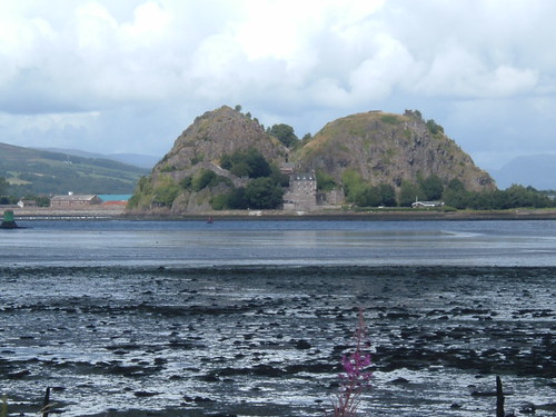 Dumbarton Rock and Castle 1
