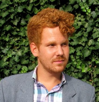 Men's hair style for naturally curly hair a relaxed, modern quiff on a head