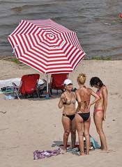 DSC 0106 ep (Eric.Parker) Tags: ontario beach sand bikini lakeontario sanddune 2009 bathingsuit sandbanks quinte