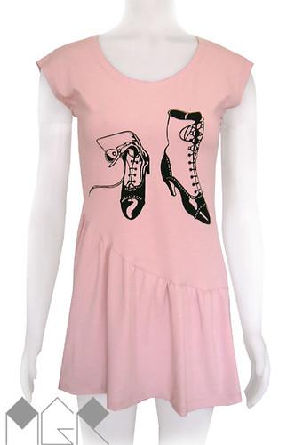 boots dress