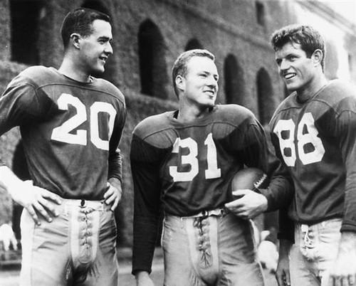 Teddy Kennedy~Harvard Football Team