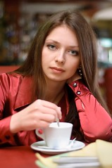 girl in cafe (starush) Tags: morning red portrait people brown white hot sexy cup coffee girl beautiful beauty lady female breakfast person one restaurant cafe md holding women pretty sitting adult tea drink young indoor bistro human single thinking attractive espresso leisure brunette relaxation cappuccino relaxed pleasure chisinau caucasian republicofmoldova