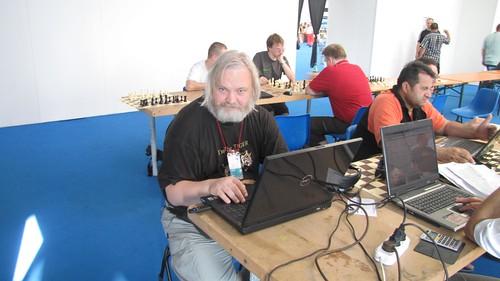 Arthur Jussupov, entrenador de Suïssa