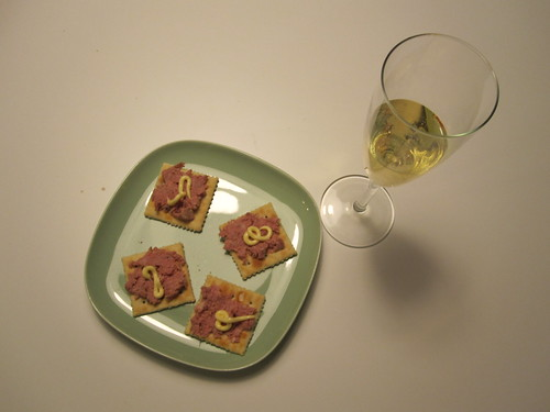 Canapés - from groceries