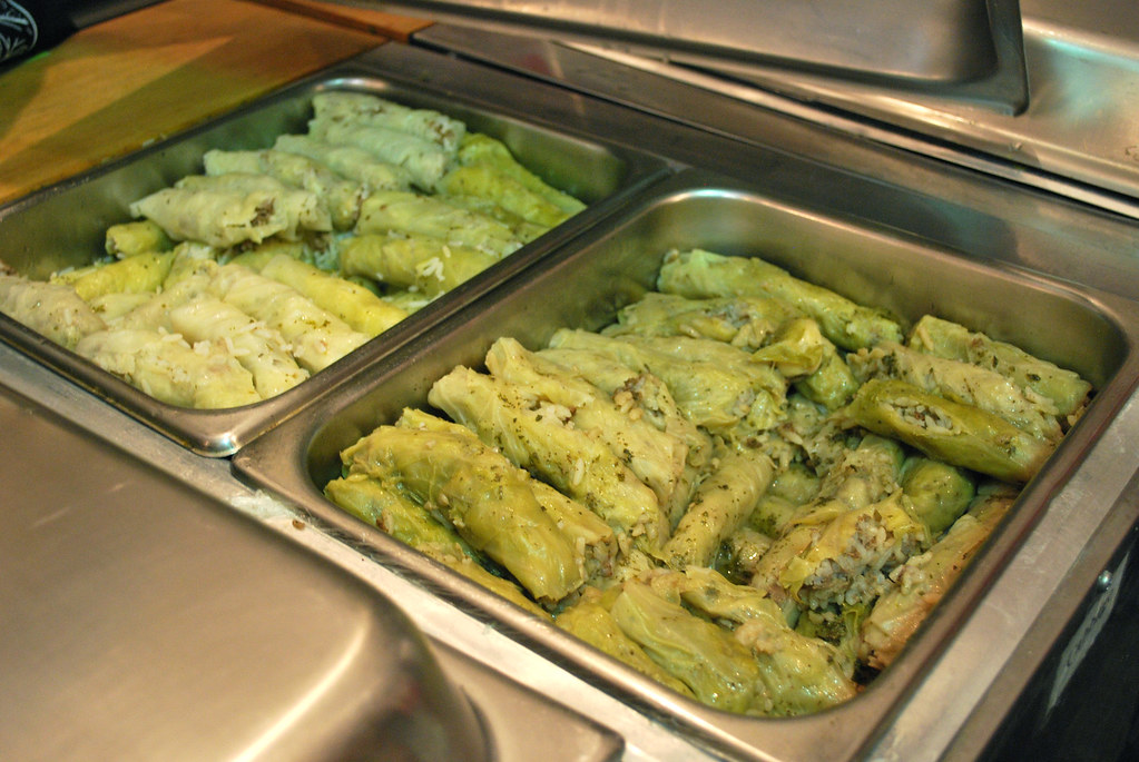 MEF Cabbage rolls