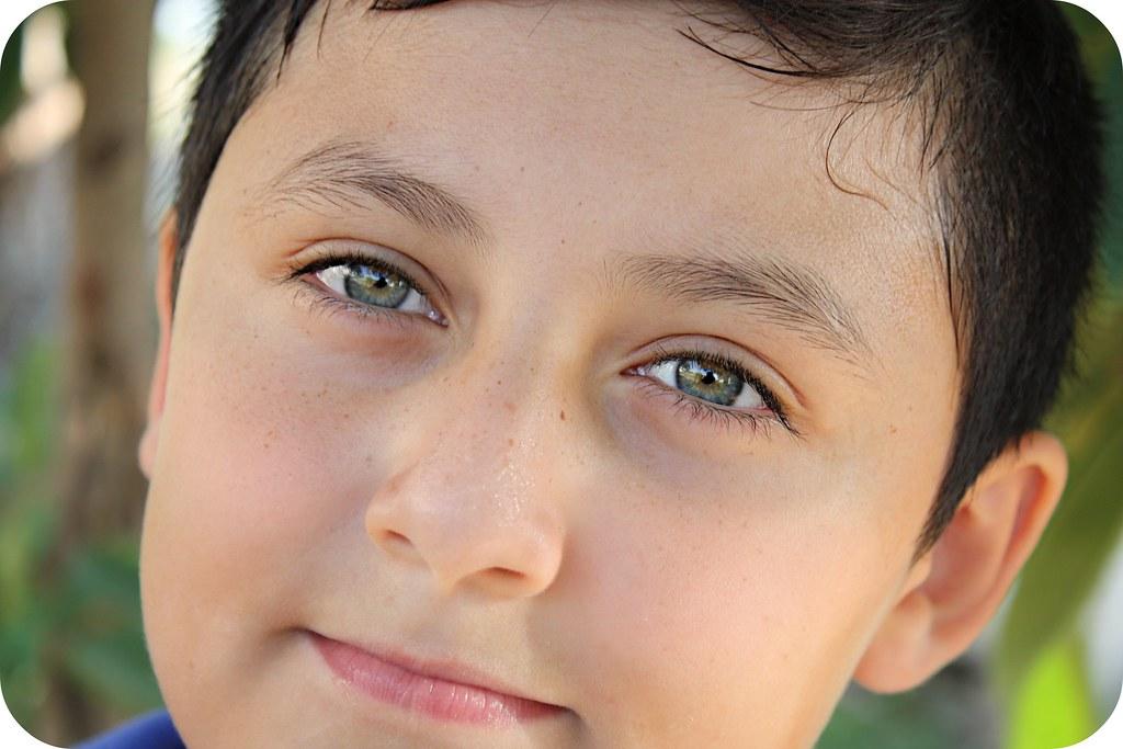 1 eye macro 027