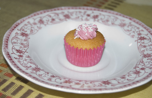 Vanilla Vanilla cupcakes  - Happy HomeMade Cupcakes