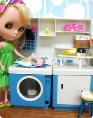 60/365 - Laundry day