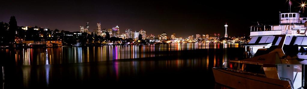 Seattle Pano 2009-09-17