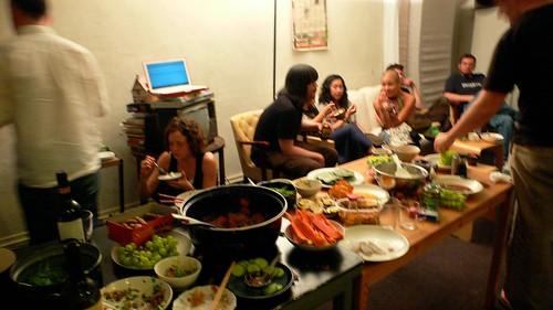 asian feast extravaganza