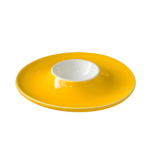 Egg Saucer - Yellow