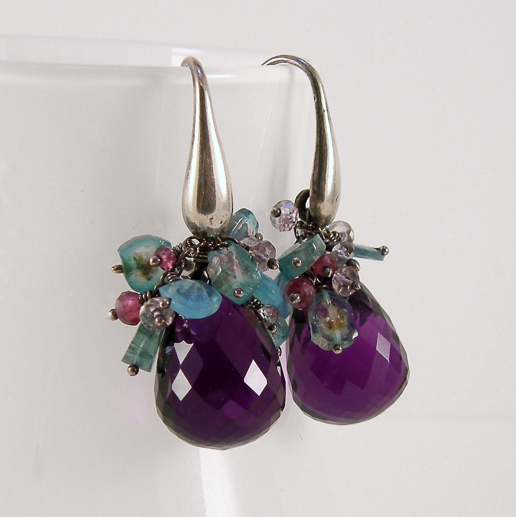 Vanessa Earrings- Now on Sale! (Reshoot)