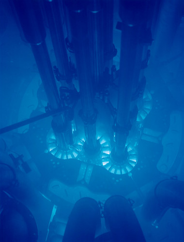 Advanced Test Reactor core, Idaho National Laboratory