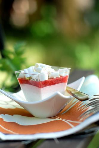 Crème Fraîch Panna Cotta