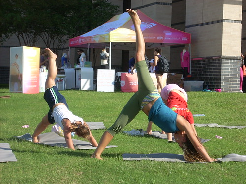 Yoga at the University of Houston