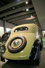 "Fiat 500 ""Topolino"", Toyota Automobile Museum, Nagoya"