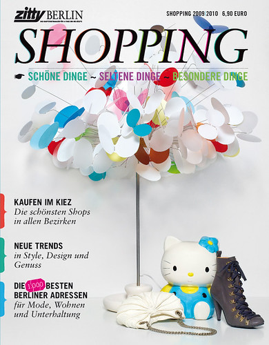 Zitty Shopping-Guide 2009