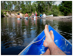 FUTAB Friday on the Blackwater River (jaseo) Tags: river kayak florida canoe blackwater futab feetuptakeabreak