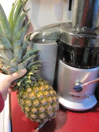 Pineapple, Meet Juicer