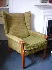£15 wing chair