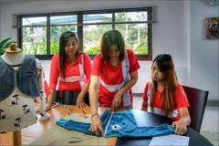 Thai-Danish Textile Company (KonHenrik) Tags: people thailand hdr 2011 1685 ประเทศไทย d5000