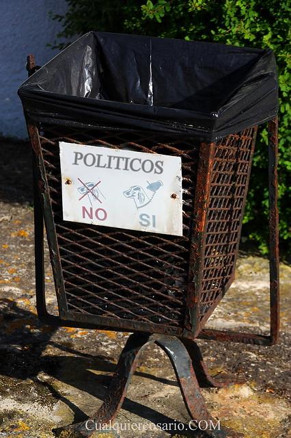 Políticos controlados