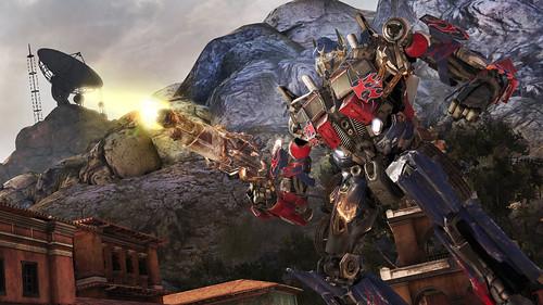 TF Dark of the Moon - Optimus Prime 2