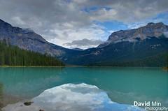 Yoho National Park, Canada - Emerald Lake (GlobeTrotter 2000) Tags: park travel summer vacation mountain lake canada tourism america jasper north visit explore national alberta banff emerald yoho
