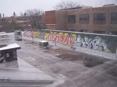Ravenswood (Mr. Montrose) Tags: chicago graffiti emma rare 2009 sars mental
