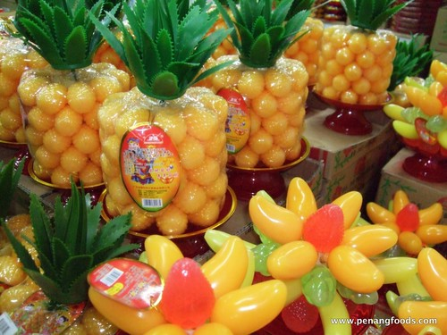 jelly sweets offerings