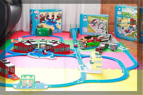 Migs Thomas train Toys