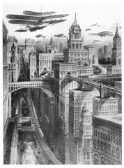R. Rummel - Future New York (1911) (evan.chakroff) Tags: evan studio reference 1911 rummel evanchakroff chakroff rrummel futurenewyork richardrummel evandagan