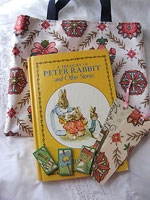 a.a. milne's biirthday<p>Beatrix Potter Bag of Reading Goodies