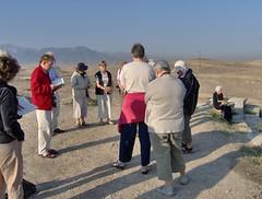 A service at Laodicea