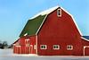 RGB Barn (thisisbrianfisher) Tags: blue red green window field barn michigan farm brian shed scene fisher rgb saline bfish brianfisher thisisbrianfisher