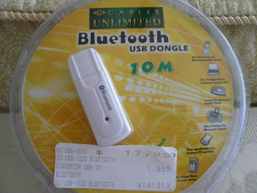 Bluetooth-USB Dongle-10M-BRAND NEW IN BOX(#10)