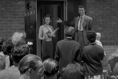 House Blessing from It's A Wonderful LIfe