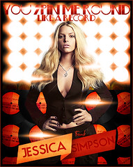Jessica Simpson - You Spin Me Round (Like A Record) (FrankyI'm Back) Tags: me public jessica you spin like round record simpson affair a frankysboomboxblogspotcom